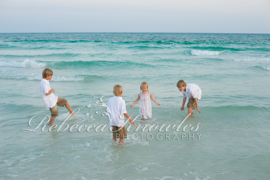 Panama City Beach Children's Photographer