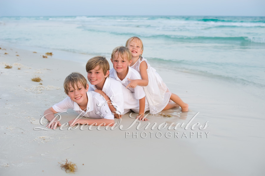 Rosemary Beach Children's Photographer