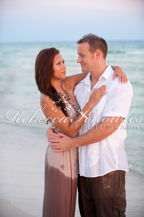 Panama City Beach Engagement Photographer