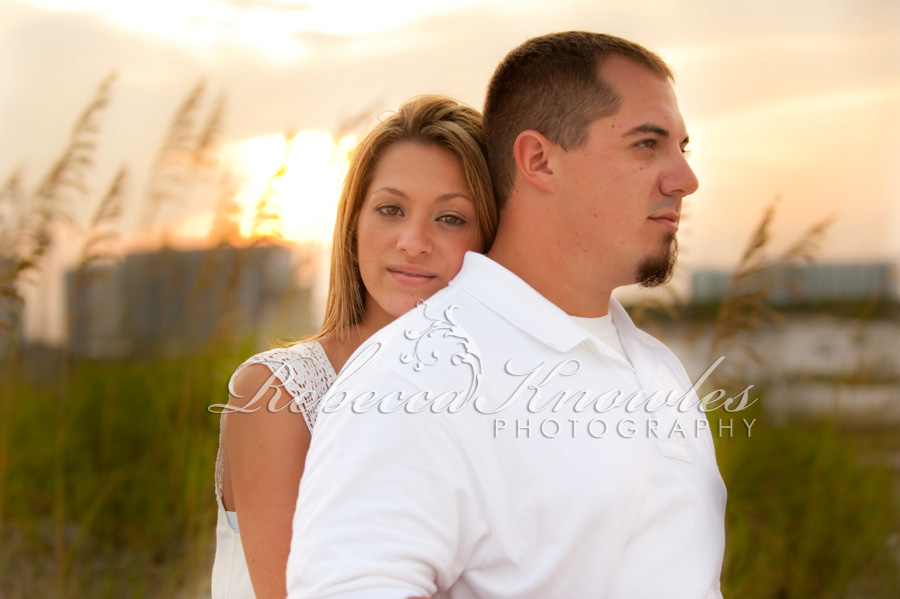 Panama City Beach Destin Enagagement Photographer