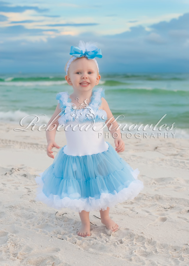 Panama City Beach Baby Children's Photographer