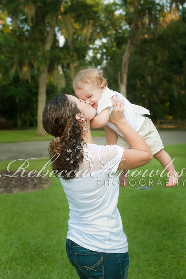 Panama City Beach Children's Family Photographer