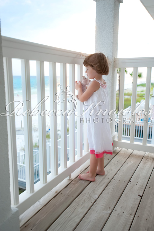 Panama City Beach Destin beach family children's portrait photographer