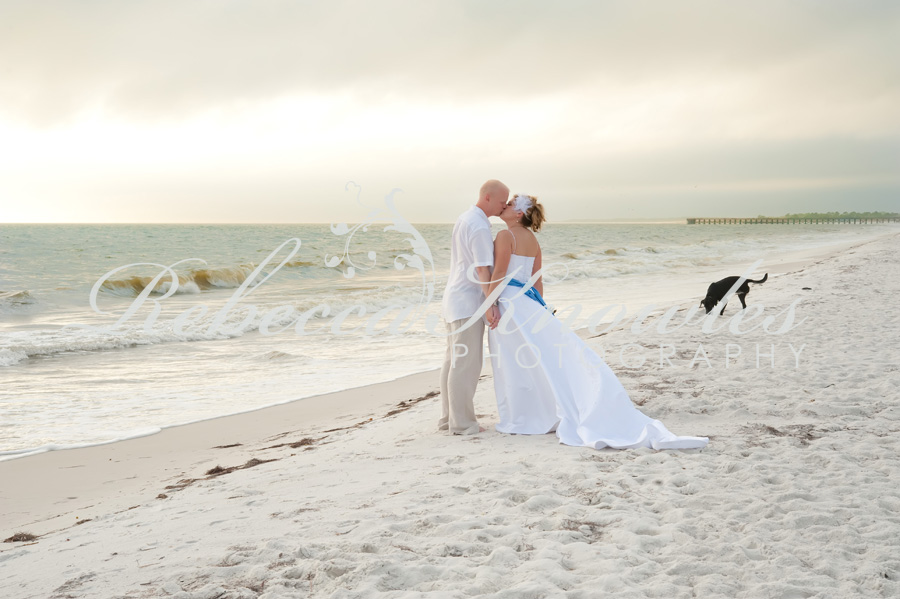 Mexico Beach wedding Photographer