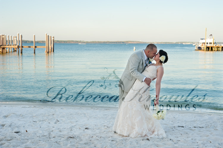 Pensacola Panama City Beach Wedding Photographers