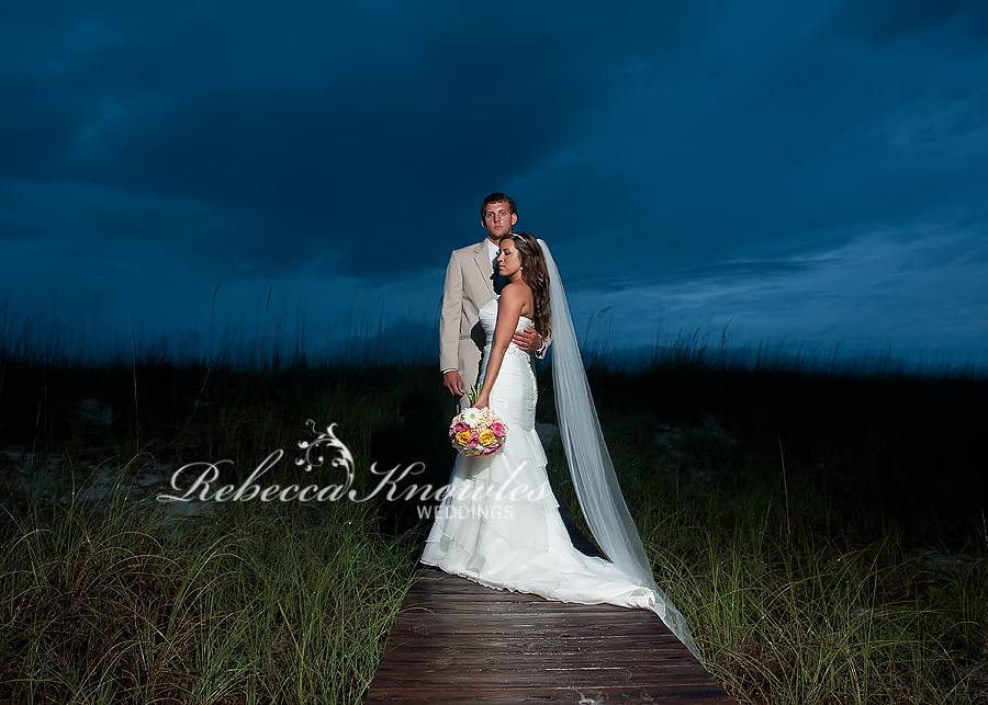 Panama City Mexico Beach Cape San Blas wedding photographer