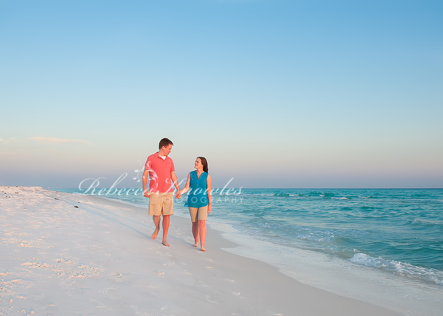 Panama City Beach 30a family portrait photography