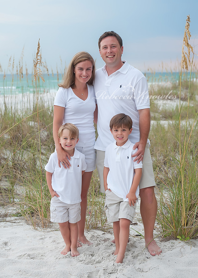 Destin miramar beach 30a family portrait photography