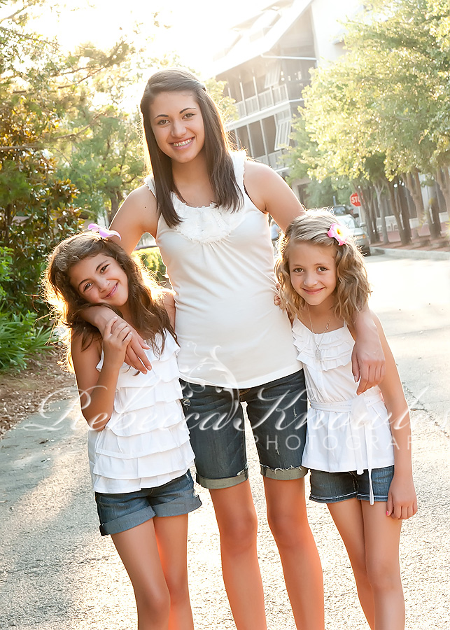 Rosemary Panama City Beach 30a family portrait photography