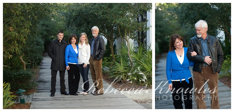 Rosemary Beach family portrait photographer