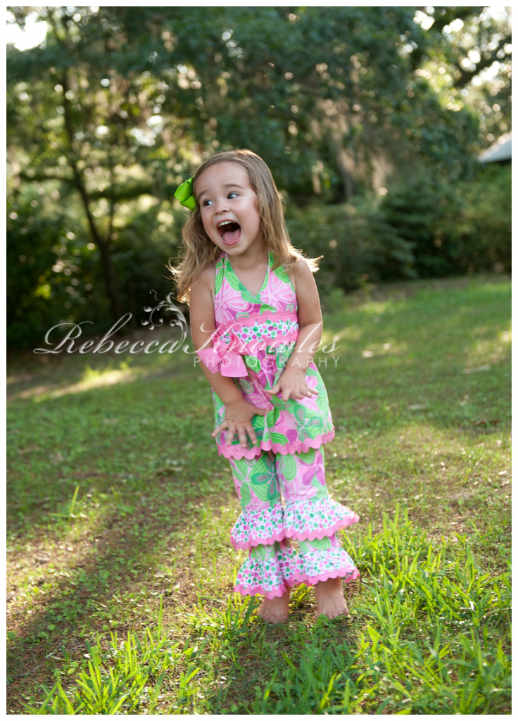 Grand Bay Alabama Childrens photographer