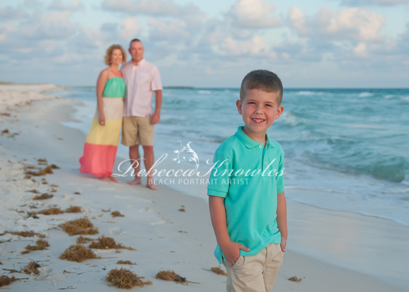 alabama family beach portraits