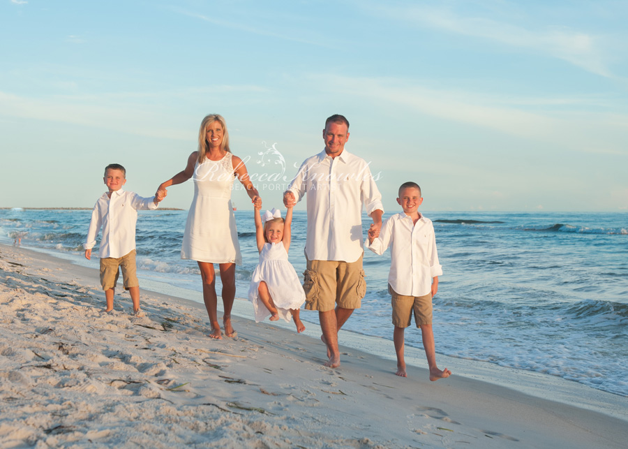 Orange Beach Portrait Photographer