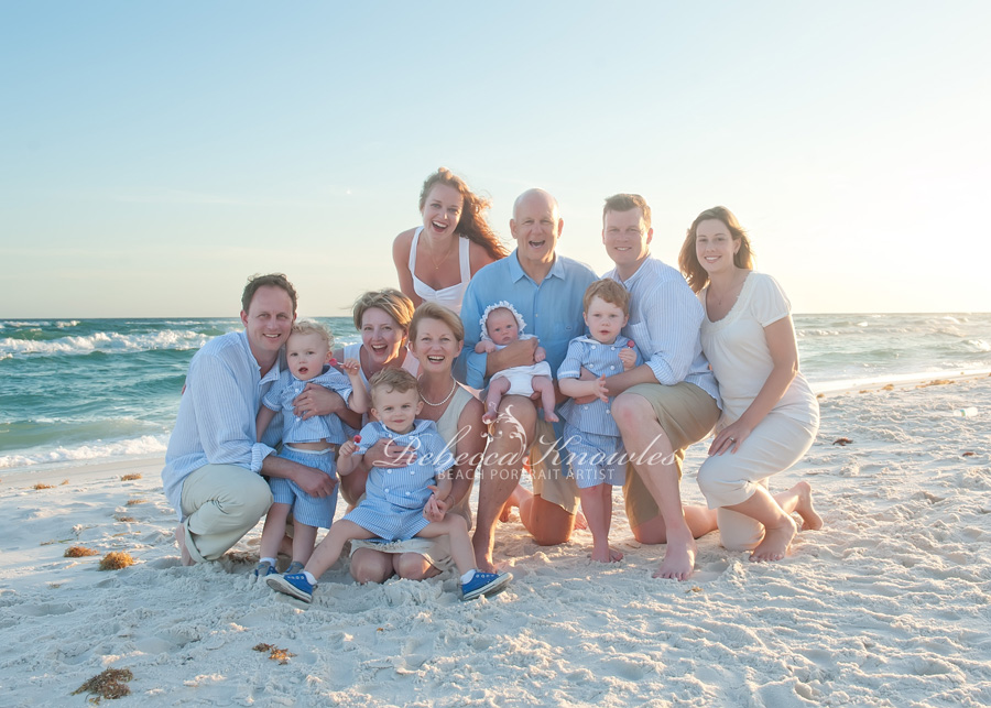 Rosemary Beach Family Photographers