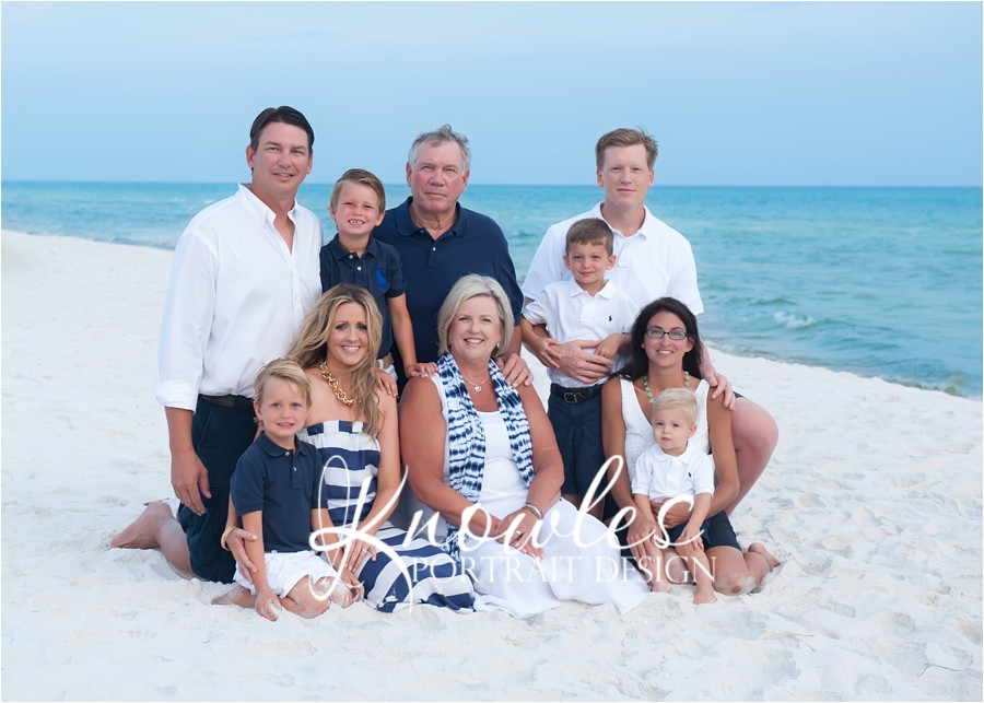 Rosemary Beach Family Photographer