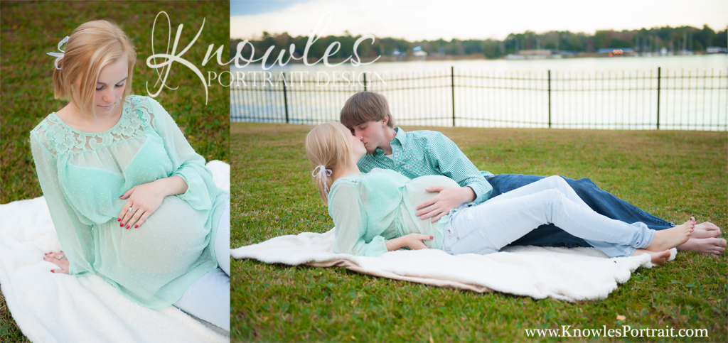 Mobile Daphne Alabama maternity photographer