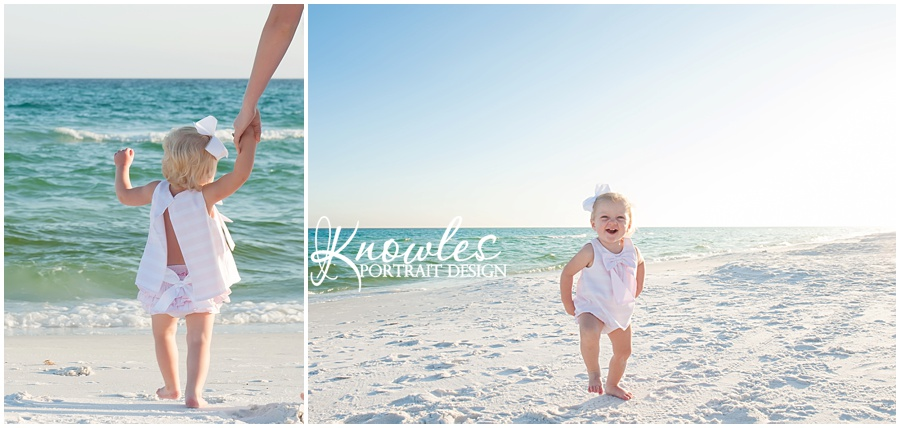Kids beach photographer on 30a in Florida