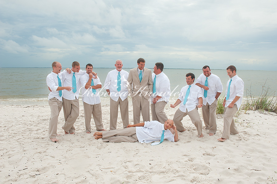 Panama City Mexico Beach Cape San Blas Wedding Photographer