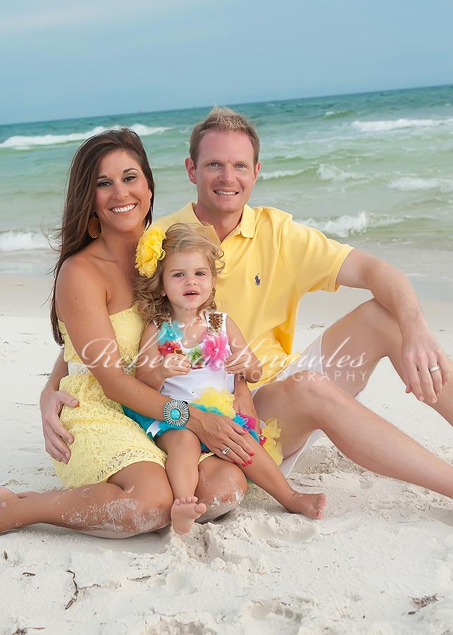 Panama City Beach Family Portrait Photographers